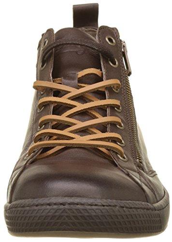 Pataugas Mens Jayer / N Pantofole Alte Marrone (marrone)