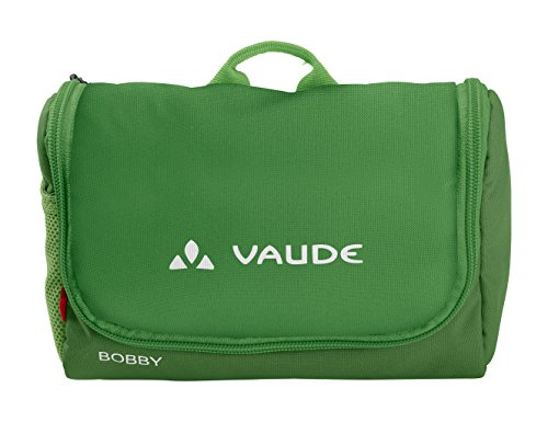 VAUDE Kinder Bobby Kulturtasche, grün (parrot green), Einheitsgröße