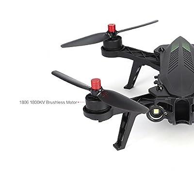 Lovelysunshiny MJX Bugs 6 B6 2.4GHz RTF Drone High Speed 1806 Motor Brushless RC Quadcopter