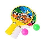 ZJL220 Pingpong Ball Pingpong Racket Ballen Toy Sport Regali Giocattoli per Bambini Outdoor Fun Colore Casuale