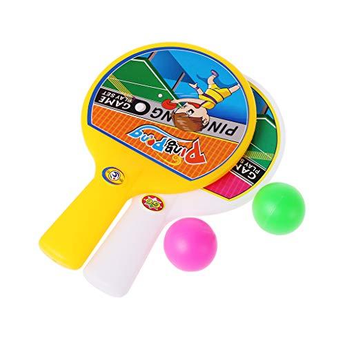 Jiamins Ping Pong Ball Ping Pong Schläger Ball Spielzeug, Sport Geschenke Kinder Spielzeug, Outdoor-Spiel