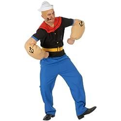 Guirca Disfraz adulto de marinero (80376)