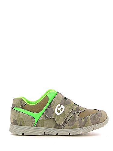 Grunland Junior , Baskets pour fille Militaire