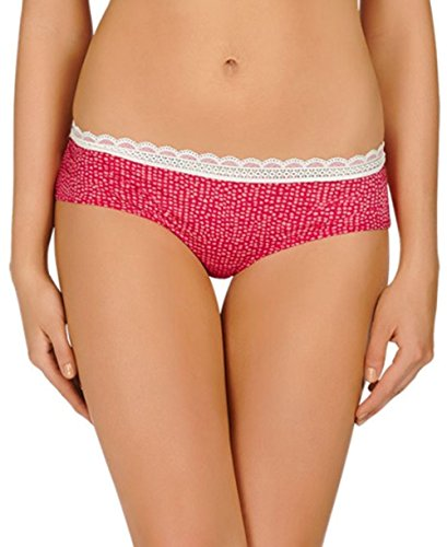 Evollove Damen Taillenslip rose dot print/rose red