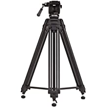 Benro KH25 - Trípode con rótula para videocámaras