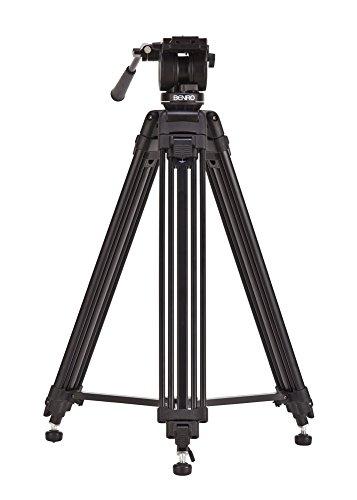Benro KH25 - Cavalletto per videocamera, testata inclusa