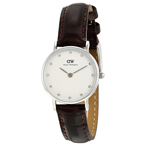 daniel-wellington-0922dw-classy-york-montre-femme-quartz-analogique-cadran-blanc-bracelet-cuir-marro