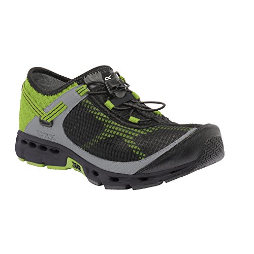 Rrp Neon 60 scarpa Hydra £ Blu Verde Uomini Regata Pro wqZFPP