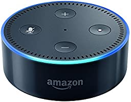 Amazon Echo Dot (2nd Generation) - Smart Speaker with Alexa - Black