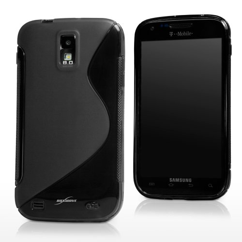 BoxWave T-Mobile Samsung Galaxy S2(Samsung T989) DuoSuit–schmalem Ultra langlebig TPU Fall mit stylischen