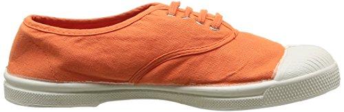 Bensimon F15004c157, Baskets Basses Femme Orange (215 Orange)
