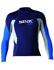 Seac Lycra Rash Guard Raa Longue Evo Unisex Adulte