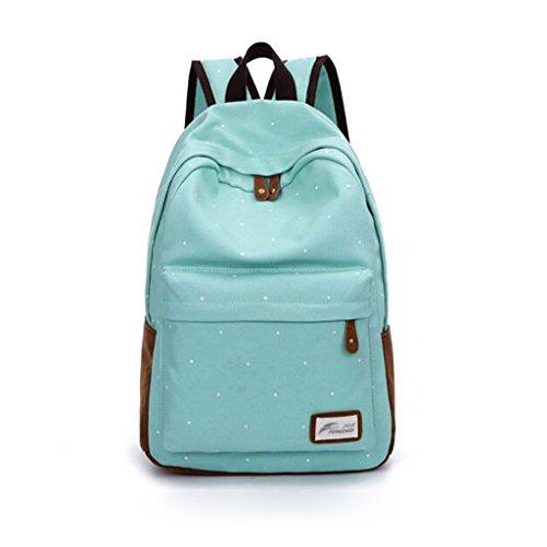 SINCERE@ Personalized sac à dos multifonctions sac équitation d'extérieur sac à bandoulière homme sac de sport (Blue Lake)