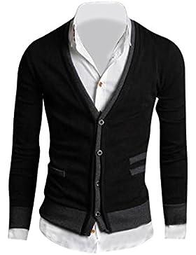 Jeansian Moda Chaqueta Abrigos Blusas Chaqueta Hombres Mens Fashion Jacket Outerwear Tops Blazer 8822
