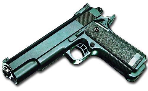 Schwere Metall Softair Pistole G-6 XXL unter 0,5 Joule ab 14 (Ranger Neue Grüne Kostüme)