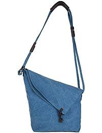 URBANTRA Colour Blast Women's Shoulder Bag BLUE (UBT-5-827BL)
