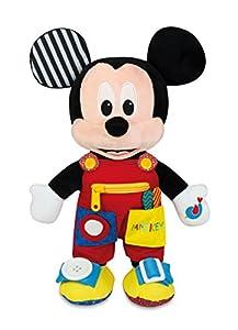 Clementoni 17224 Disney - Peluche de Mickey Abilities