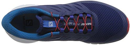 Salomon Sense Pro Max Trail Laufschuhe - SS17 Blue Depth