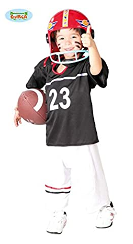 Footballeur Americain - Déguisement footballeur américain quarterback