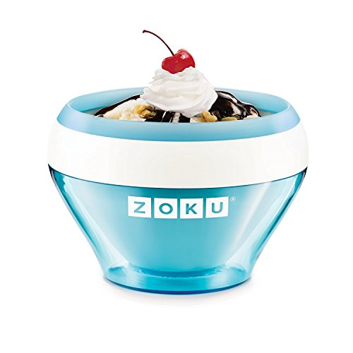 Zoku Ice Cream Maker Light Blue