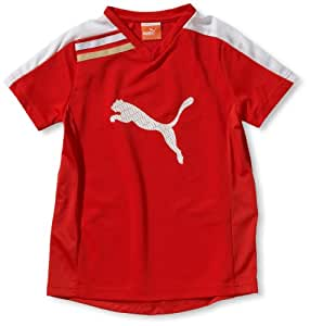 Puma Esito Training Tee Puma Red / White, Red, 176