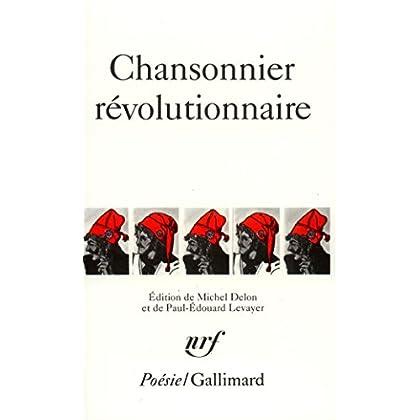 Chansonnier révolutionnaire