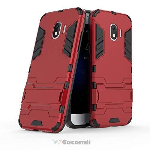 Red Pro Guard Case - Cocomii Iron Man Armor Galaxy J2