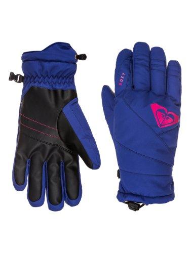 ROXY Damen Handschuhe POPI Glove, Clematis Blue, S, WTWSG154-PRC0