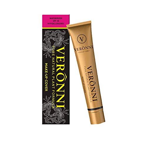 correcteur makeup crème couvrante de pleine couverture Dissimulatrice de maquillage de fond de teint soyeux de texture (K)
