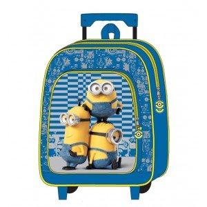 Kids Euroswan - Minions MN16432 panier Sac à dos bleu...
