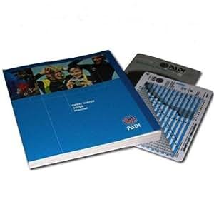 PADI Open Water Manual with RDP Table *English