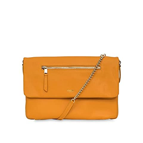 KNOMO Mayfair Luxe Elektronista Clutch Leather 10