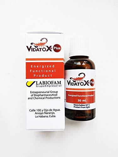 Labiofam Vidatox Plus 30 CH Brown Natural Homeopathic Treatment