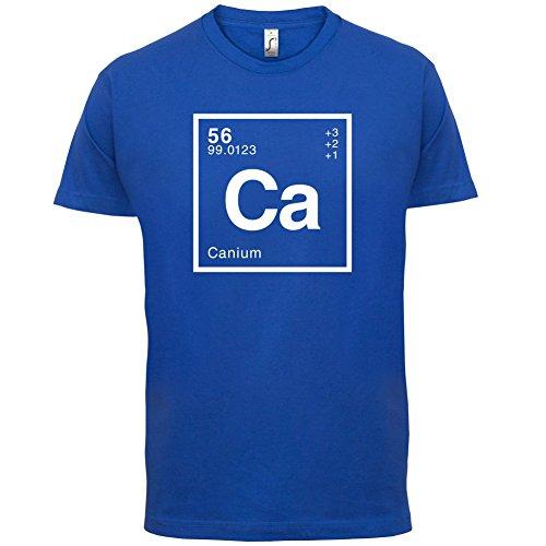 Can Periodensystem - Herren T-Shirt - 13 Farben Royalblau