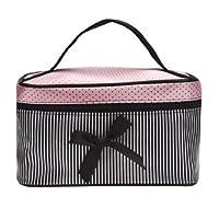 Casadeiy Portable Travel Toiletry Makeup Cosmetic Bag Organizer Holder Handbag