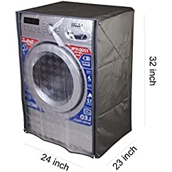 "3G IFB Front load washing machine cover 5.5 to 7 kg (Size - 31.5""L x 23""w x 24""D)"
