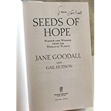 Seeds of Hope: Wisdom and Wonder from the World of Plants by Jane Goodall (April 01,2014)