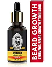 Beard Bloom Ayurvedic Beard Growth Oil for Men - For Growing Beard