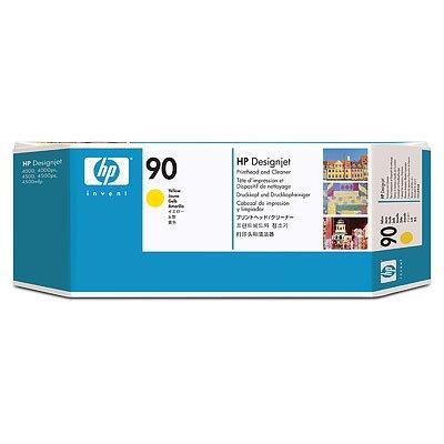 Cabezal de impresión y limpiador HP 90,número de pieza:CL_01050-P