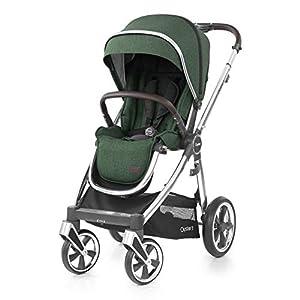 Babystyle Oyster3 Pushchair Mirror/Alpine Green   6