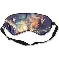 Sleep Eye Mask Fantasy Skull Lightweight Soft Blindfold Adjustable Head Strap Eyeshade Travel Eyepatch E9 preisvergleich bei billige-tabletten.eu