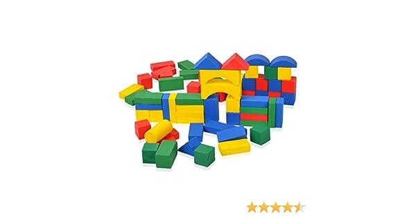 Spielzeug 100 HSM Kinder Bauklötze Bausteine Holzbausteine Holzbauklötze Holzspielzeug