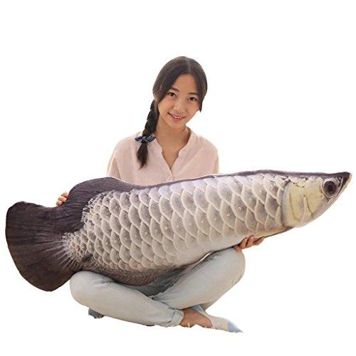 L-förmige Speicher (DZW Simulation Fisch Kissen halten Puppe Kreative Plüsch Spielzeug Abnehmbar und waschbar Sofa Geh ins Bett Geburtstagsgeschenk , 30 cm, Eine Vielzahl von Stilen)