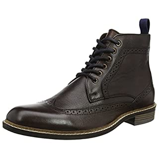 Lotus Men's Aldridge Boots, Brown (Chocolate Leather), 12 UK 46 EU