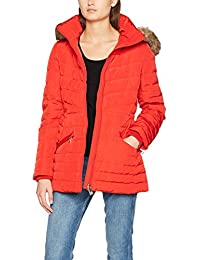 Tommy Hilfiger Damen Mantel Cress Down Jkt