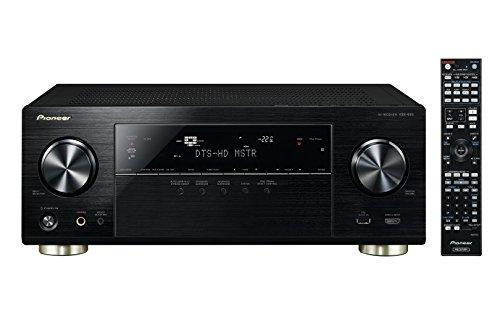 Pioneer VSX-924-K 7.2 Netzwerk AV Receiver (150 Watt pro Kanal, Airplay, App. Steuerung, Internetradio, Spotify Connect, Gapless Wiedergabe, Bluetooth & W-Lan, Multi Zone) schwarz