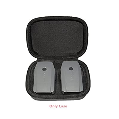 Hensych Battery Case for Mavic Pro, Battery Protection Storage Bag Box for Mavic Pro & Platinum Battery