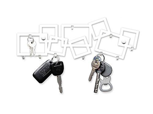 M-KeyCases Perchero Decorativo Pared Gancho Estante