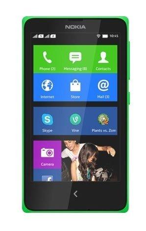 Nokia X Dual SIM (Green)
