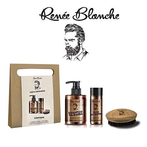 Kit Trattamenti Linea Barba MEN'S GROOMING Renèe Blanche